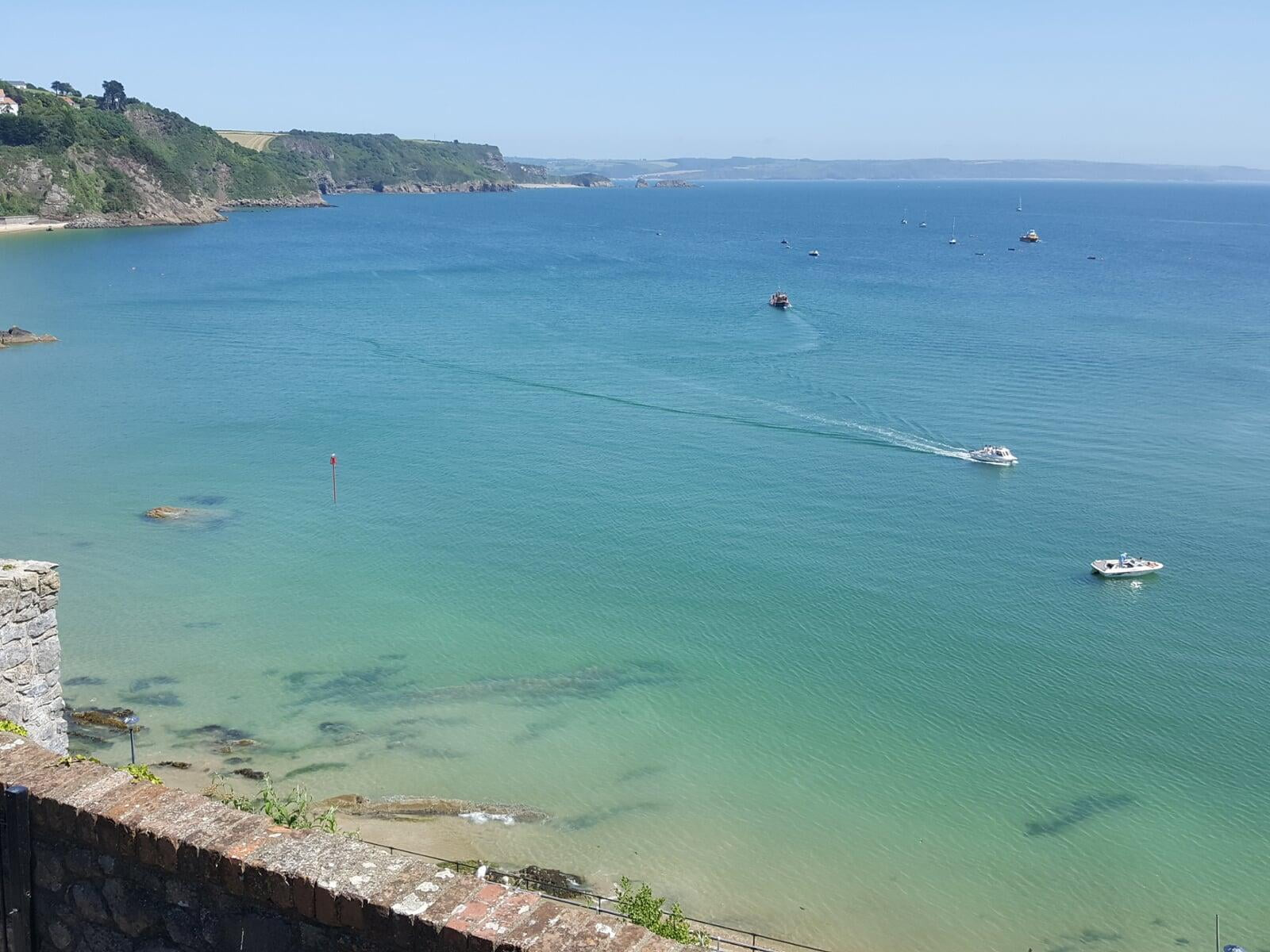 Swimming and cycling tours Pembrokeshire